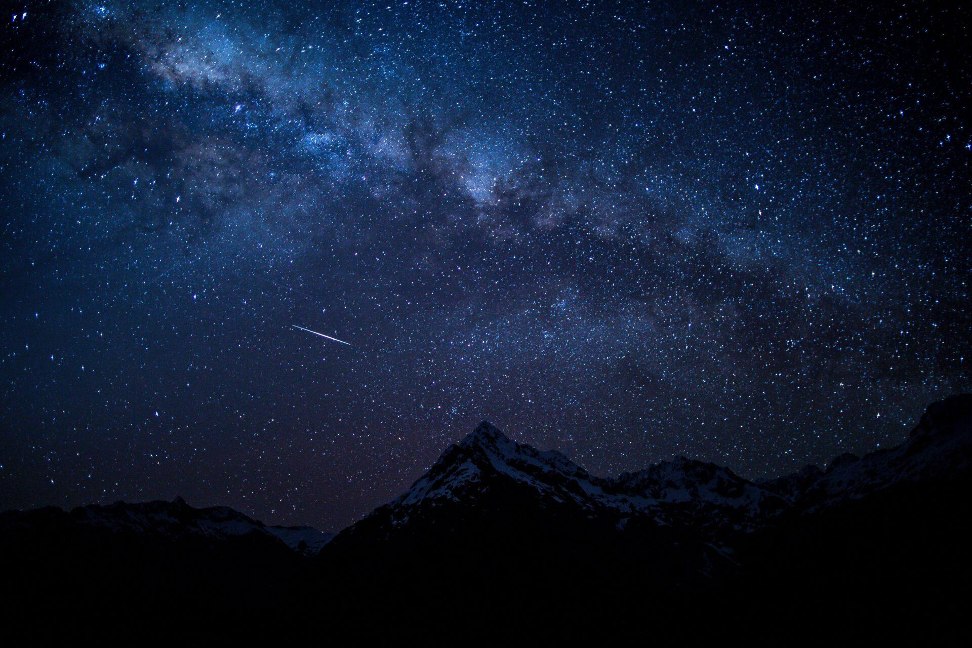 その他の星空